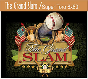 The Grand Slam Boxed Cigars