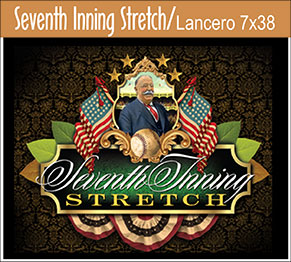 Seventh Inning Stretch Boxed Cigars