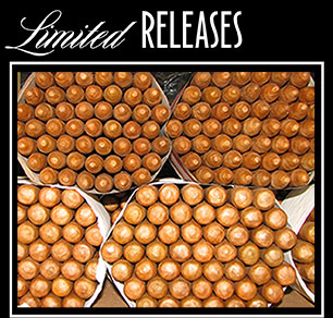 Limited Release Cigars