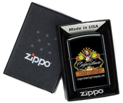 Zippo Collector's Doubleday Lighter