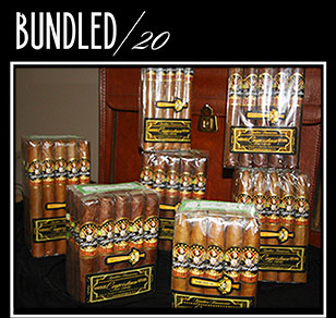 Bundled Cigars